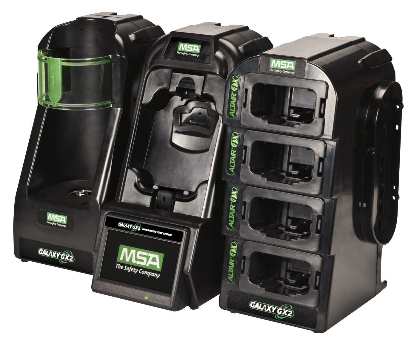 Galaxy GX2 Automated Test & Calibration Station